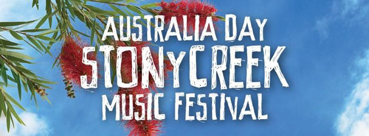 Stony Creek Music Festival on Australia Day