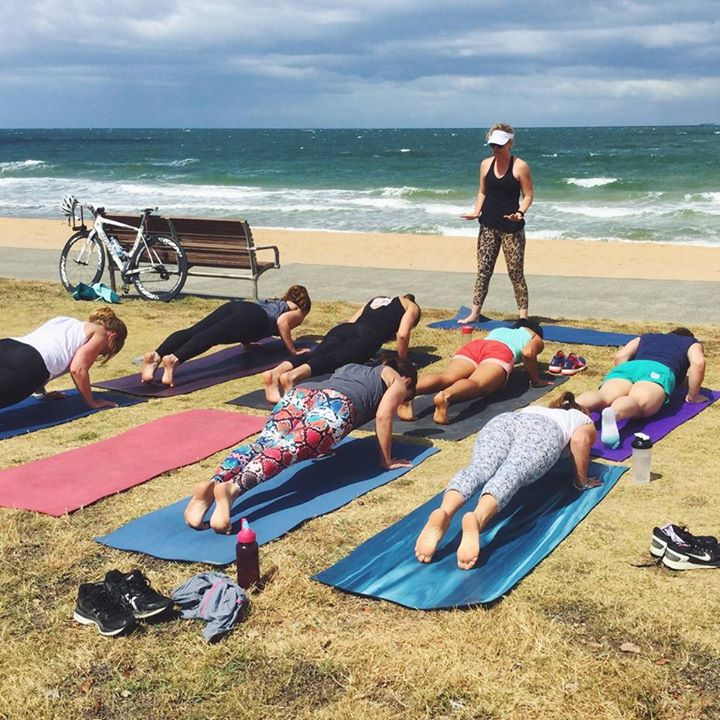 Summer Series Yoga