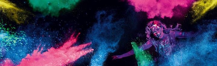 The Color Run Night Melbourne