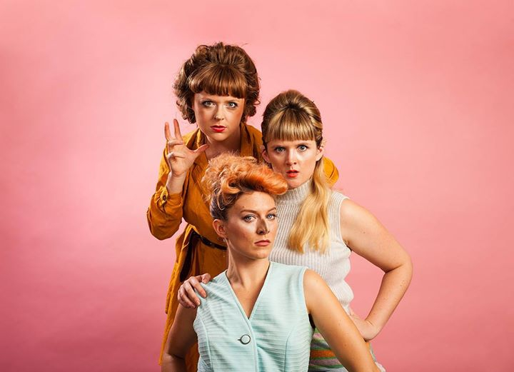 The Travelling Sisters: NOO SHO at Melbourne Fringe