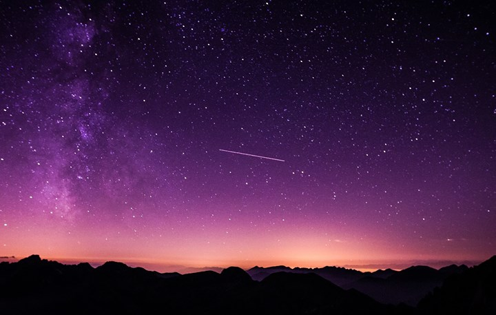 Valentine's Day Under the Stars