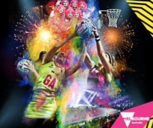 2016 Fast5 Netball World Series
