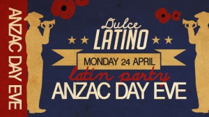 Anzac Day Eve Latin Party @ The Lion