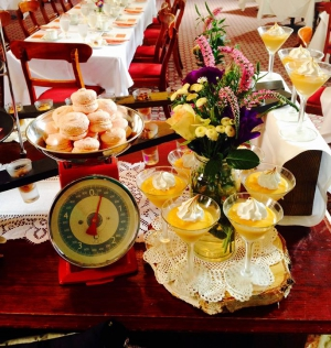 Grand Afternoon Tea