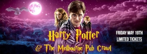 Harry Potter and the Melbourne Pub Crawl