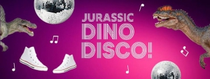 Jurassic Dinosaur Disco - Saturday Nights in August