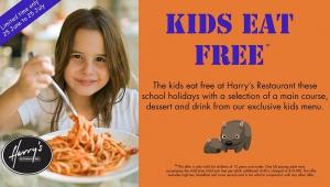 Kid's Eat Free