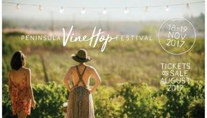 Peninsula VineHop Festival 2017
