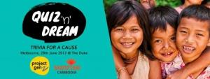 QUIZ 'n' DREAM - Trivia For A Cause