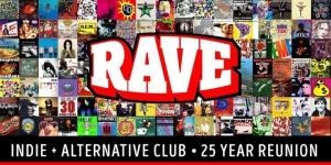 RAVE Reunion (Australia Day eve)