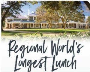 Regional World's Longest Lunch