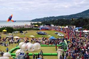 Rosebud Kite Festival