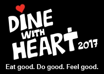 Sacred Heart Mission's Dine With Heart Month in May