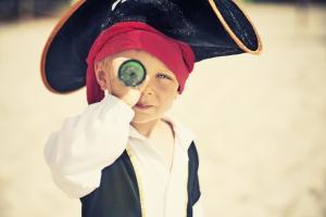 Summer Pirate Playground
