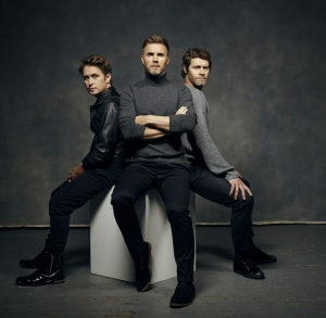 Take That Live Tour 2017