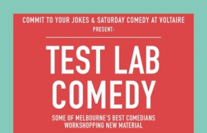 Test Lab Comedy - May 13 - $5 Entry!