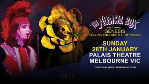 Music Events coming to Melbourne