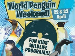 World Penguin Weekend 2017