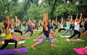 YOGA In The Park! *Pay As You Feel*