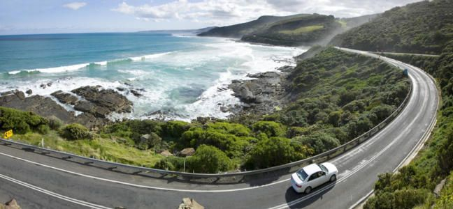 The Great Ocean Road 'GOR'