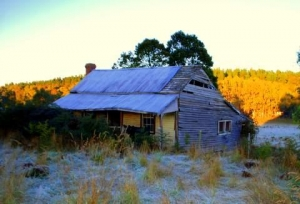 A home from the past, Country Victoria