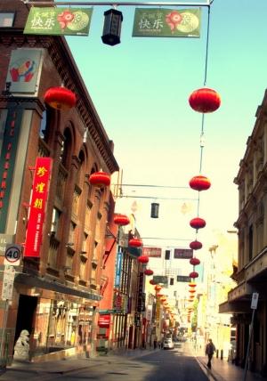 China Town Melbourne CBD