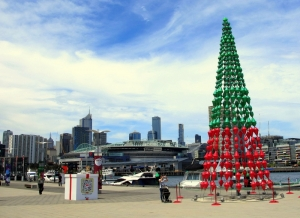 Christmas at the Docklands