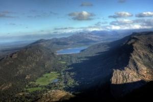 Grampians National Park lookout in Victoria