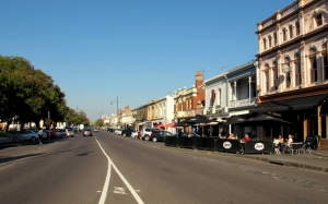 Main Street Williamstown