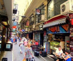 Melbourne Laneways