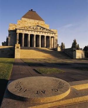 Shrine of Remembrance : Vision Victoria