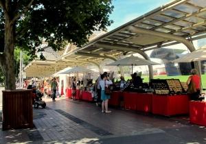St Kilda Road Market