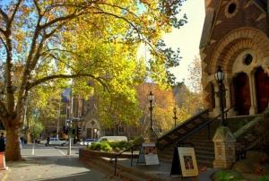 St Michaels, Melbourne