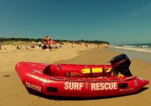 Surf Rescue Point Leo