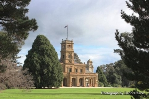 Werribee Mansion : Photograph by Danni Peirce