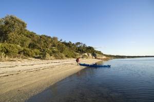 Wilson Promontory Kayaking : M Watson