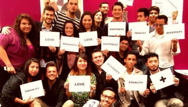 Ciudad de México: Diversidad + Amor
