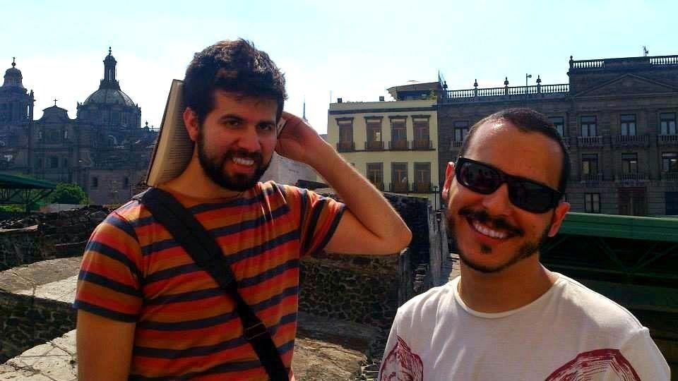 Osvaldo y Paco