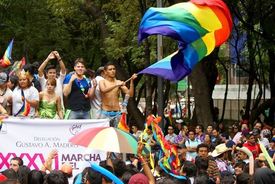 La Marcha del Orgullo de la Ciudad de México