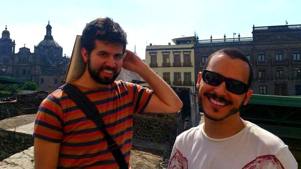 Osvaldo and Paco