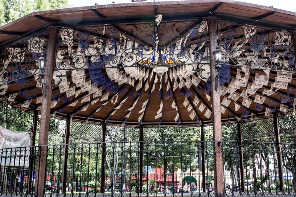 Jardin Hidalgo by Pammella Aguilar
