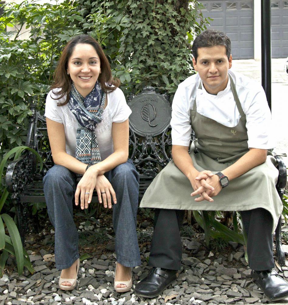 Jorge y Alejandra