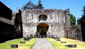 Ex Convento de Culhuacán