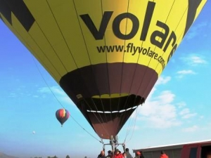 Flyvolare:Starting to fly