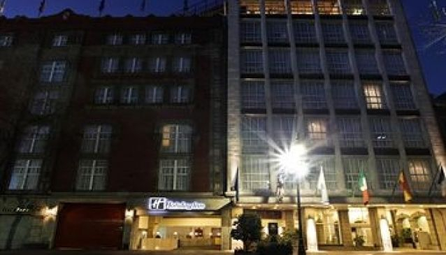 Holiday Inn Mexico Zocalo