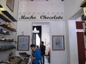 Mucho Chocolate