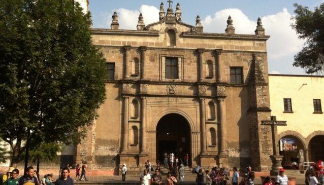 Parroquia y Exconvento de San Juan Bautista
