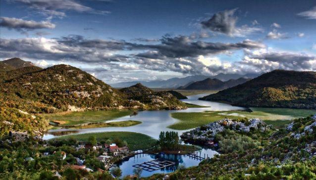 Lake Skadar - National Park