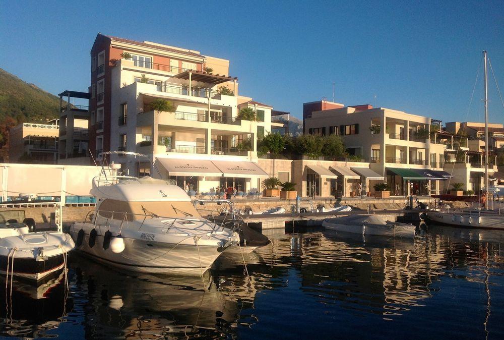 Residential development at Porto Montenegro
