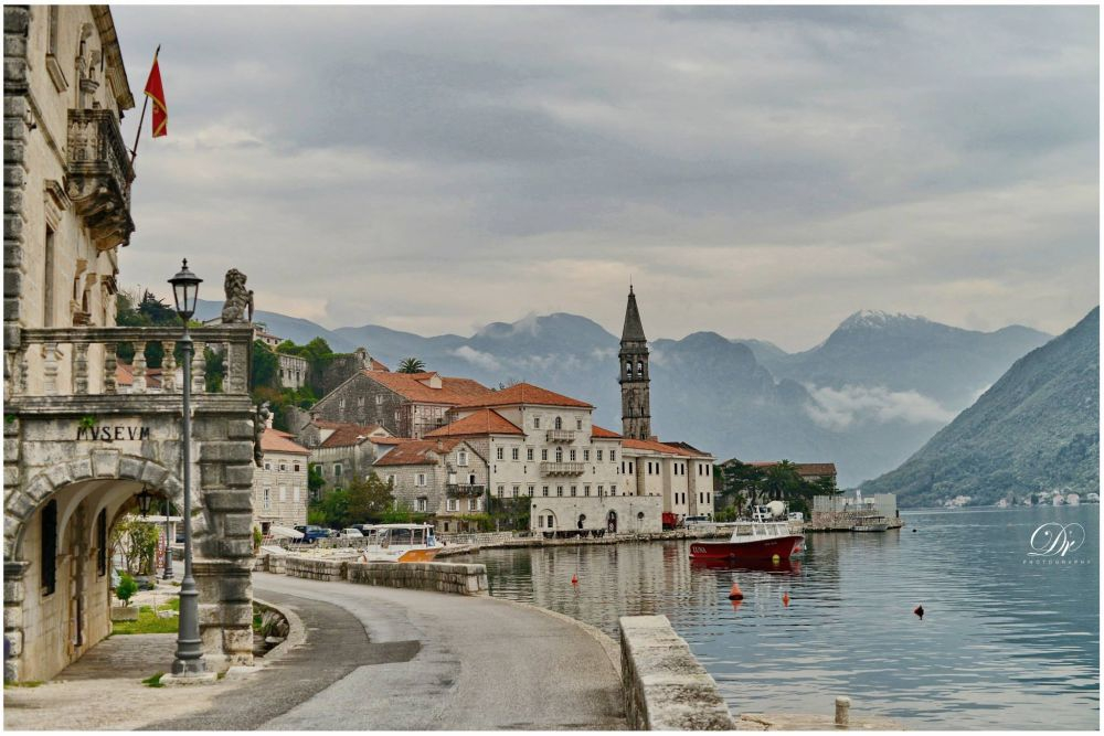 Perast by Dr.Photography